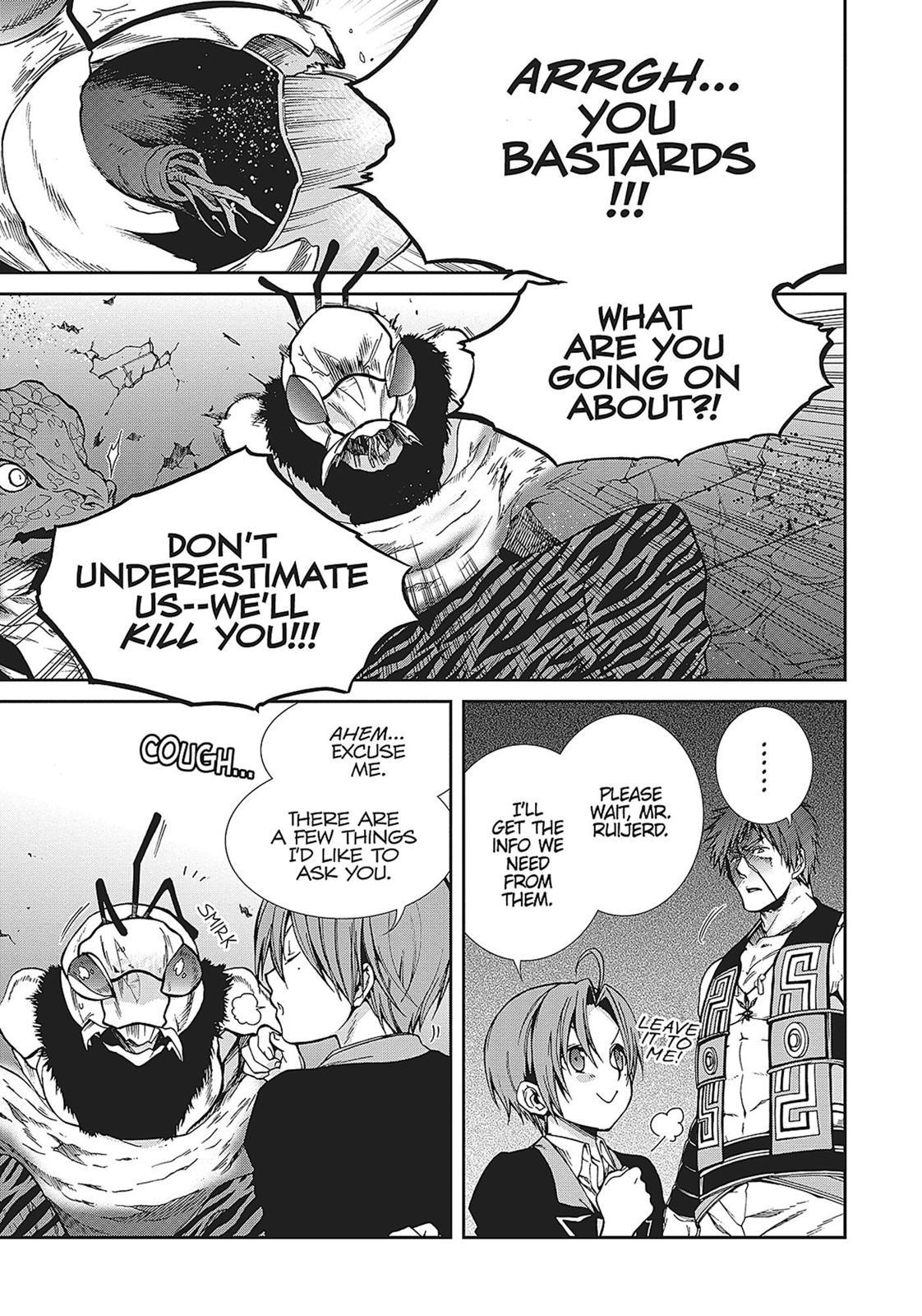 Mushoku Tensei, Chapter 23 image 011