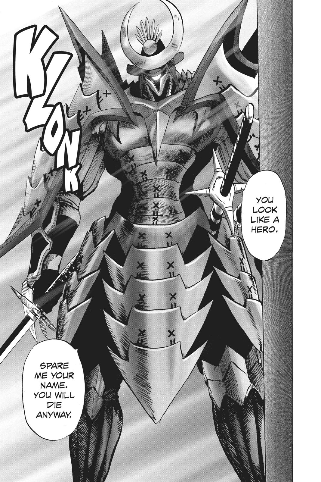 One-Punch Man, Chapter 100 image 029