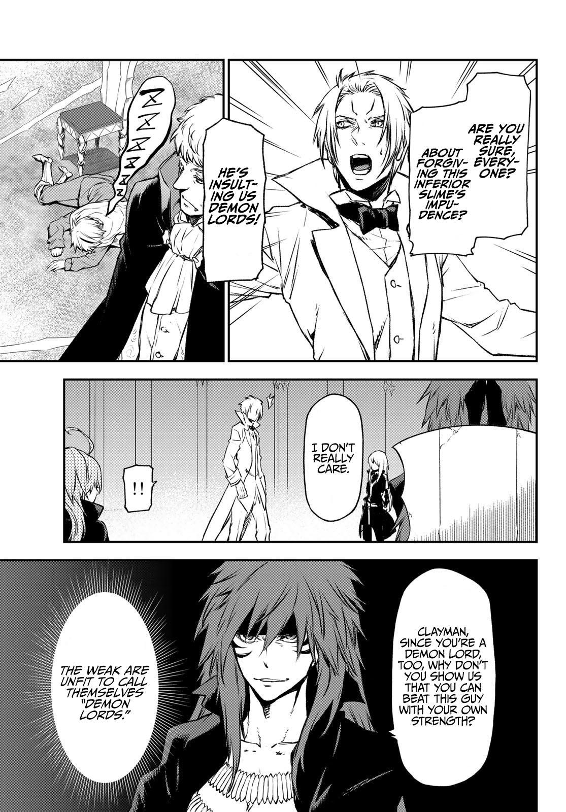 Tensei shitara Slime Datta Ken, Chapter 82 image 008