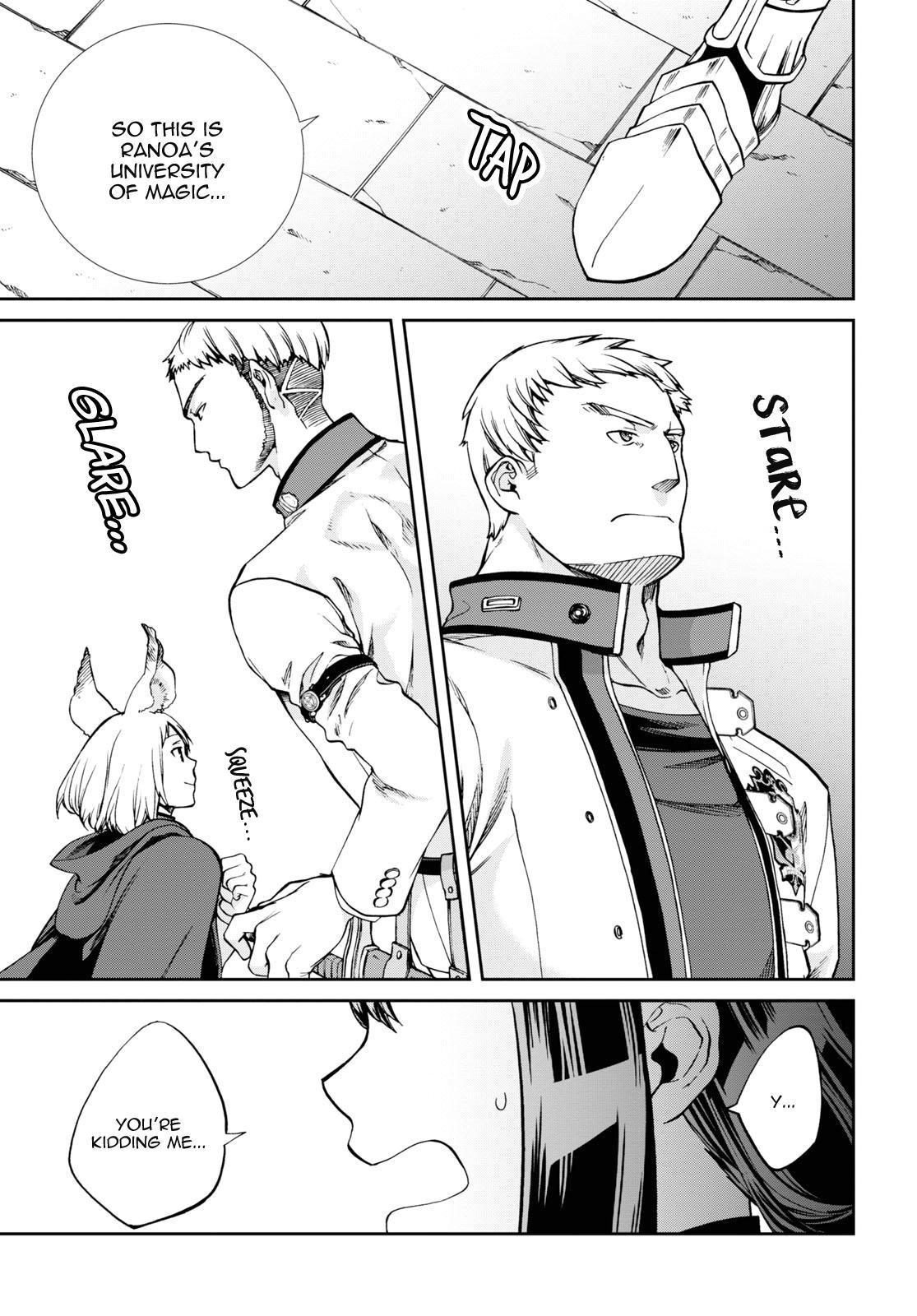 Mushoku Tensei, Chapter 65 image 017