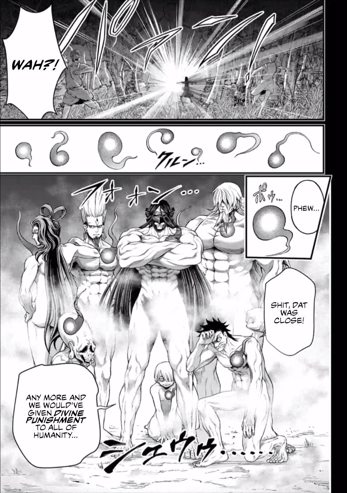 Shuumatsu no Valkyrie, Chapter 45 image 062