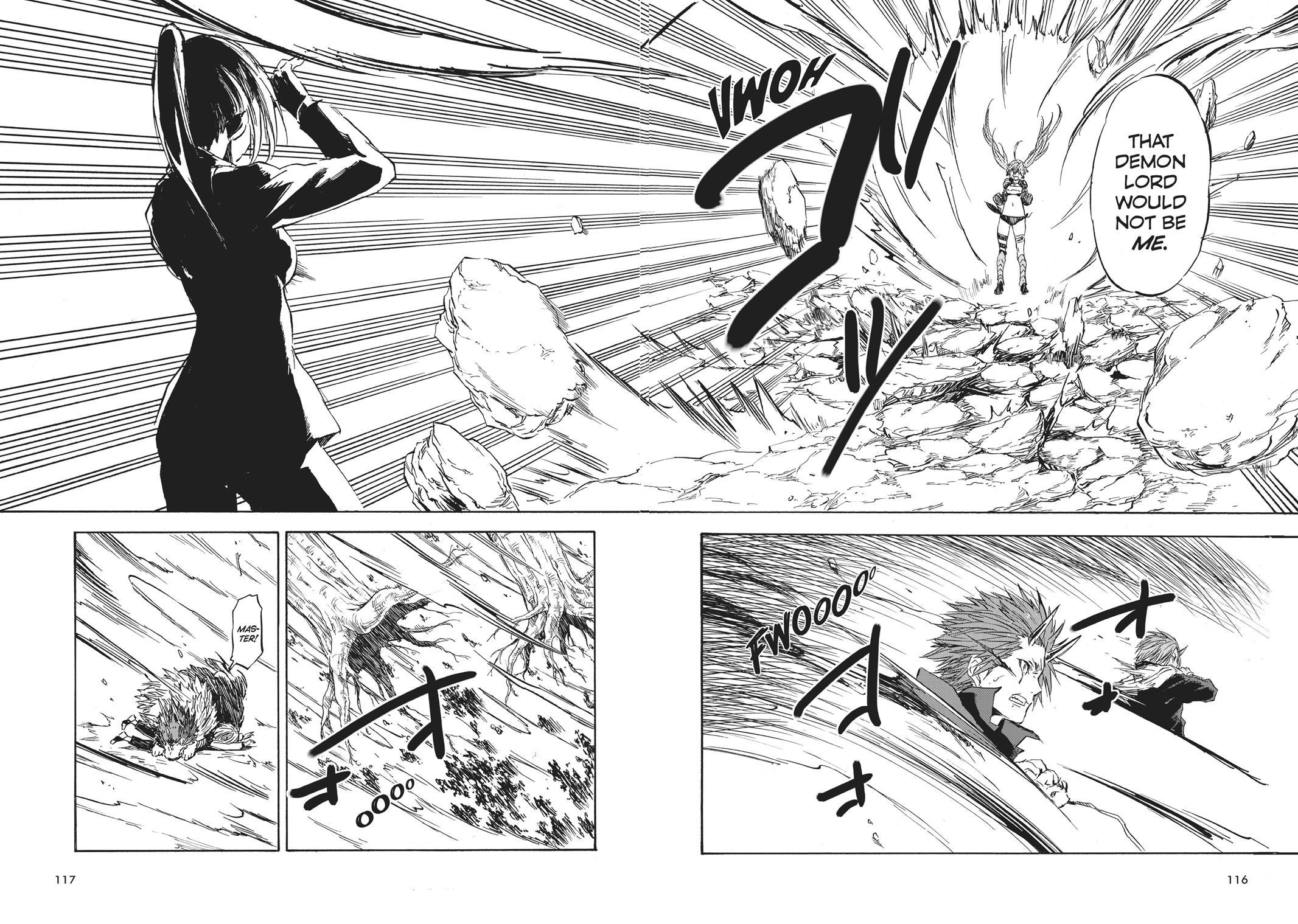 Tensei shitara Slime Datta Ken, Chapter 30 image 020