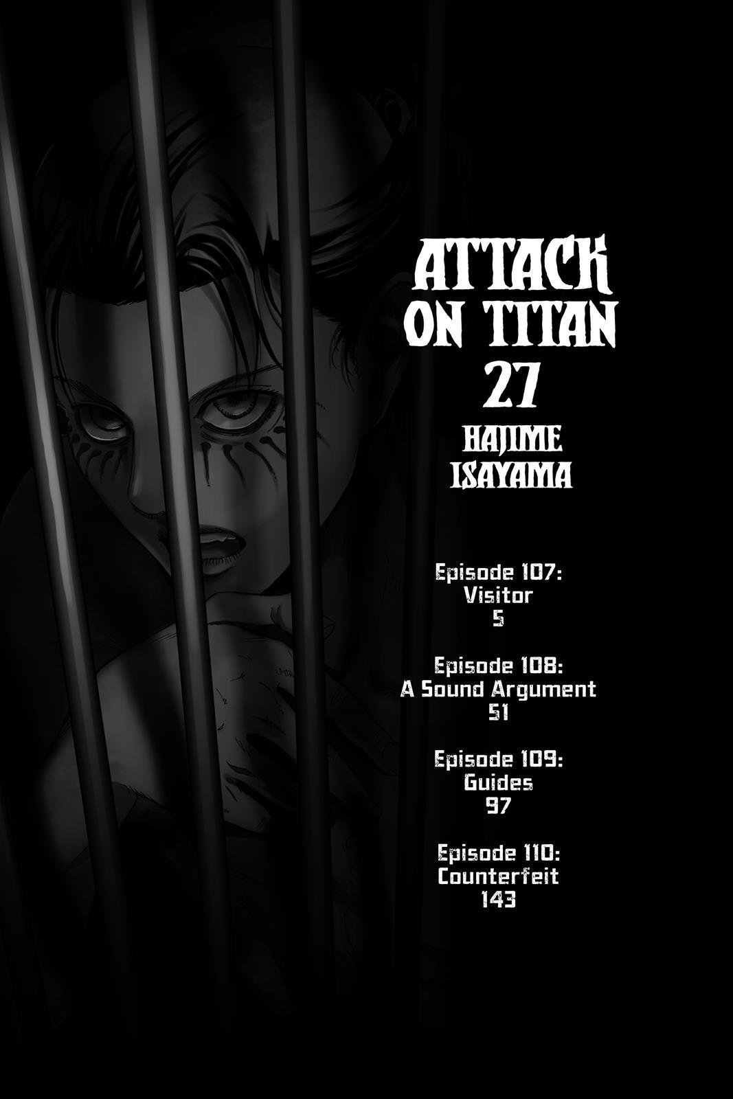 Attack On Titan, Episode 107 image 002