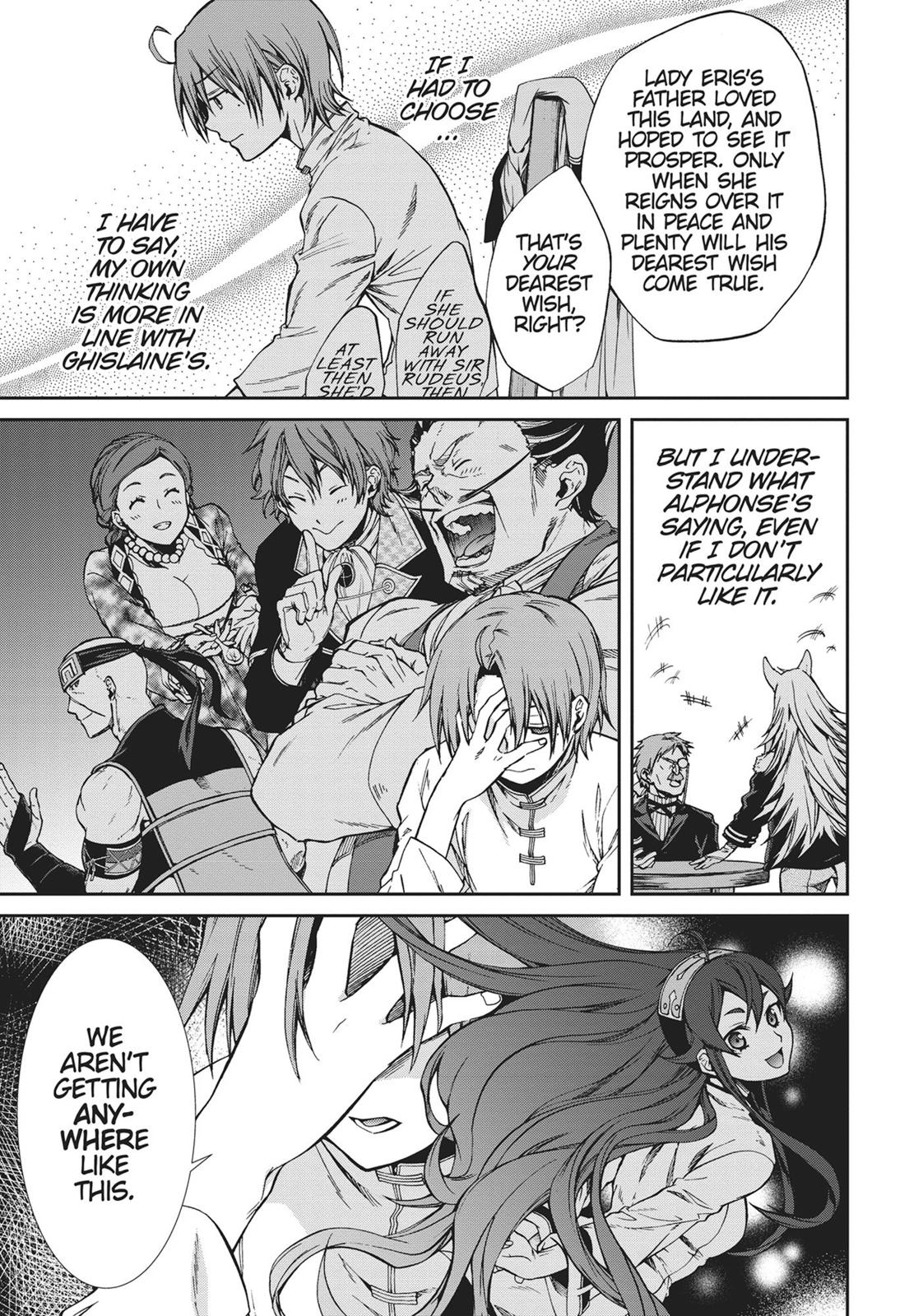 Mushoku Tensei, Chapter 50 image 023