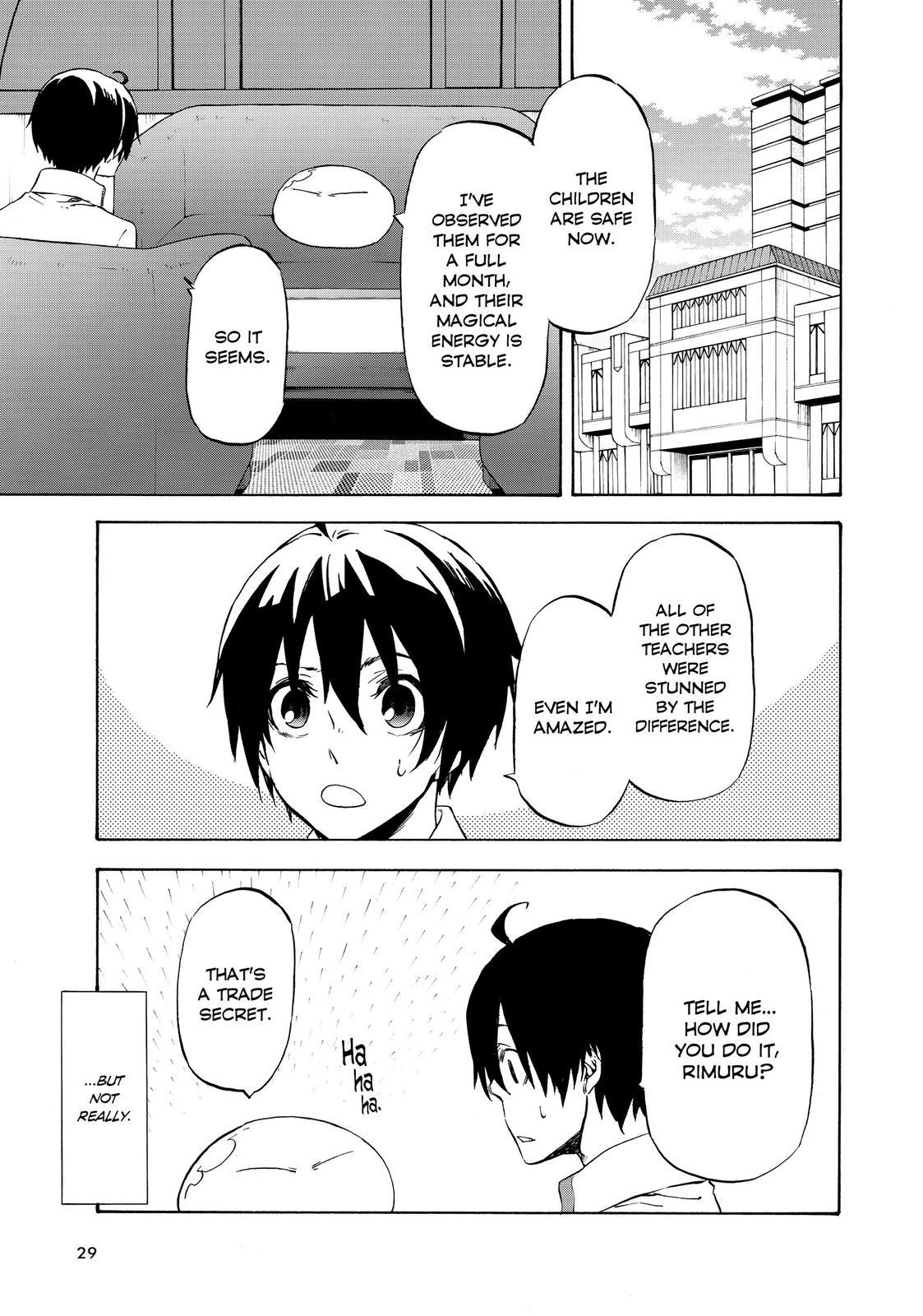 Tensei shitara Slime Datta Ken, Chapter 54 image 003