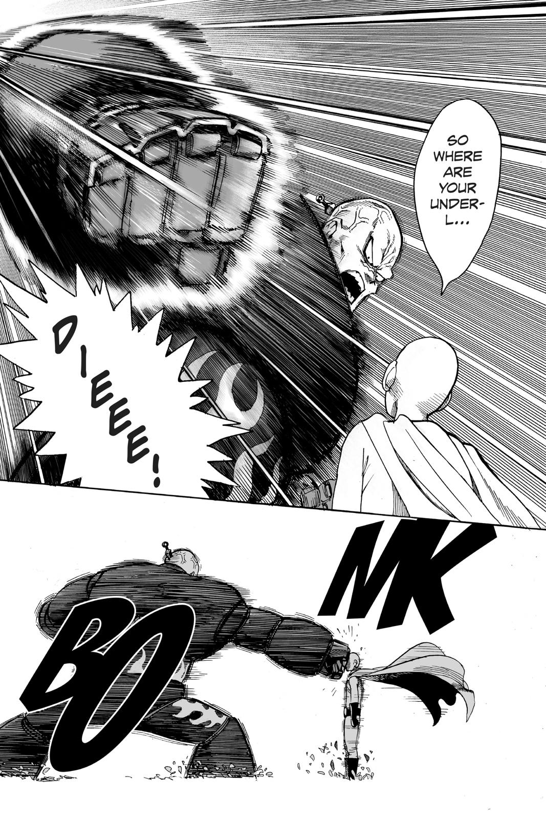 One-Punch Man, Chapter 14 image 004