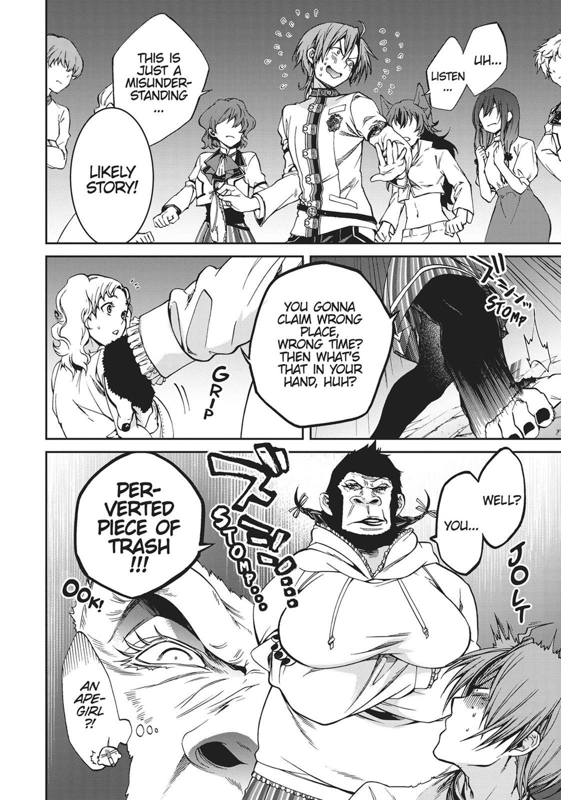 Mushoku Tensei, Chapter 56 image 002