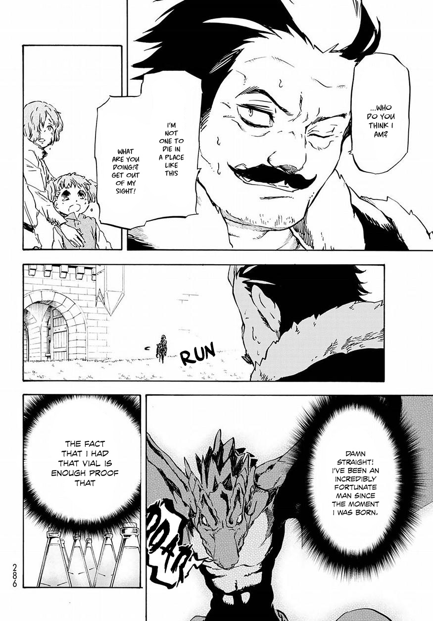 Tensei shitara Slime Datta Ken, Chapter 49 image 009