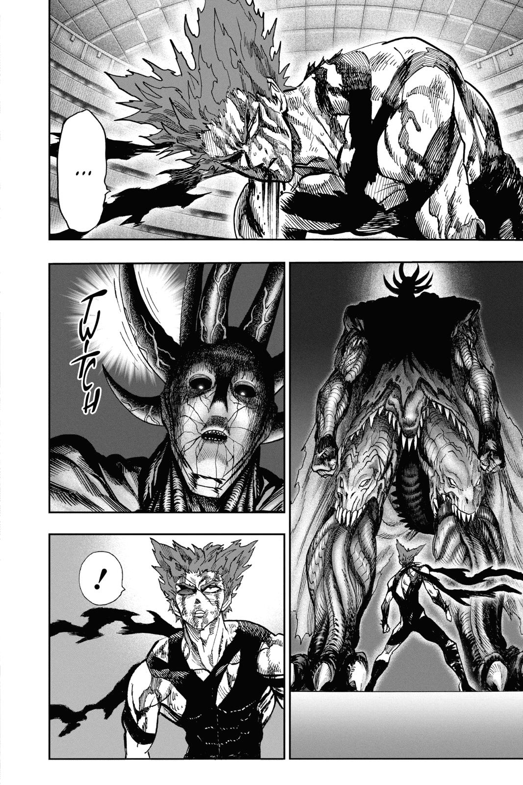 One-Punch Man, Chapter 94 image 027