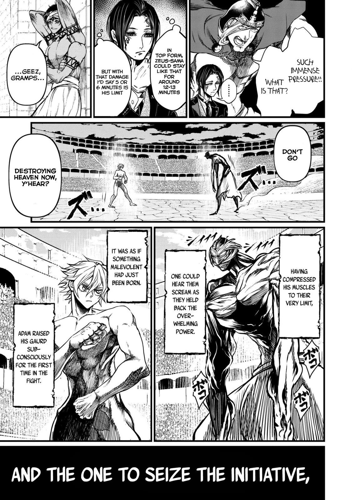 Shuumatsu no Valkyrie, Chapter 11 image 023