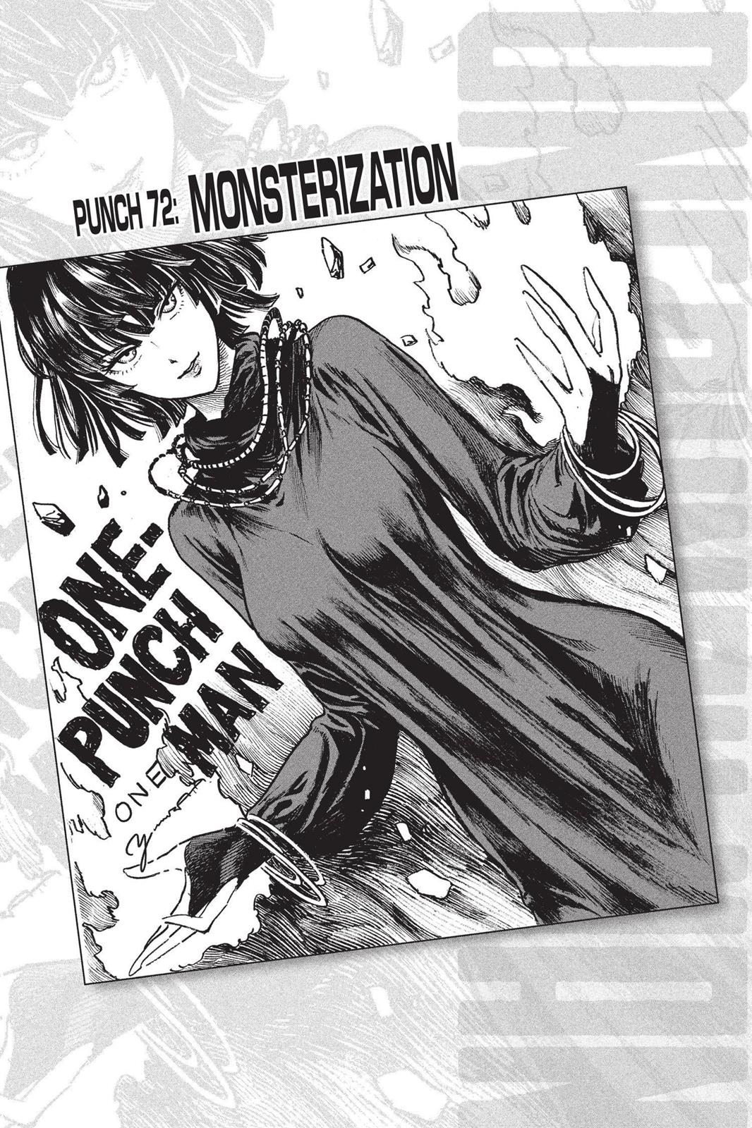 One-Punch Man, Chapter 72 image 007