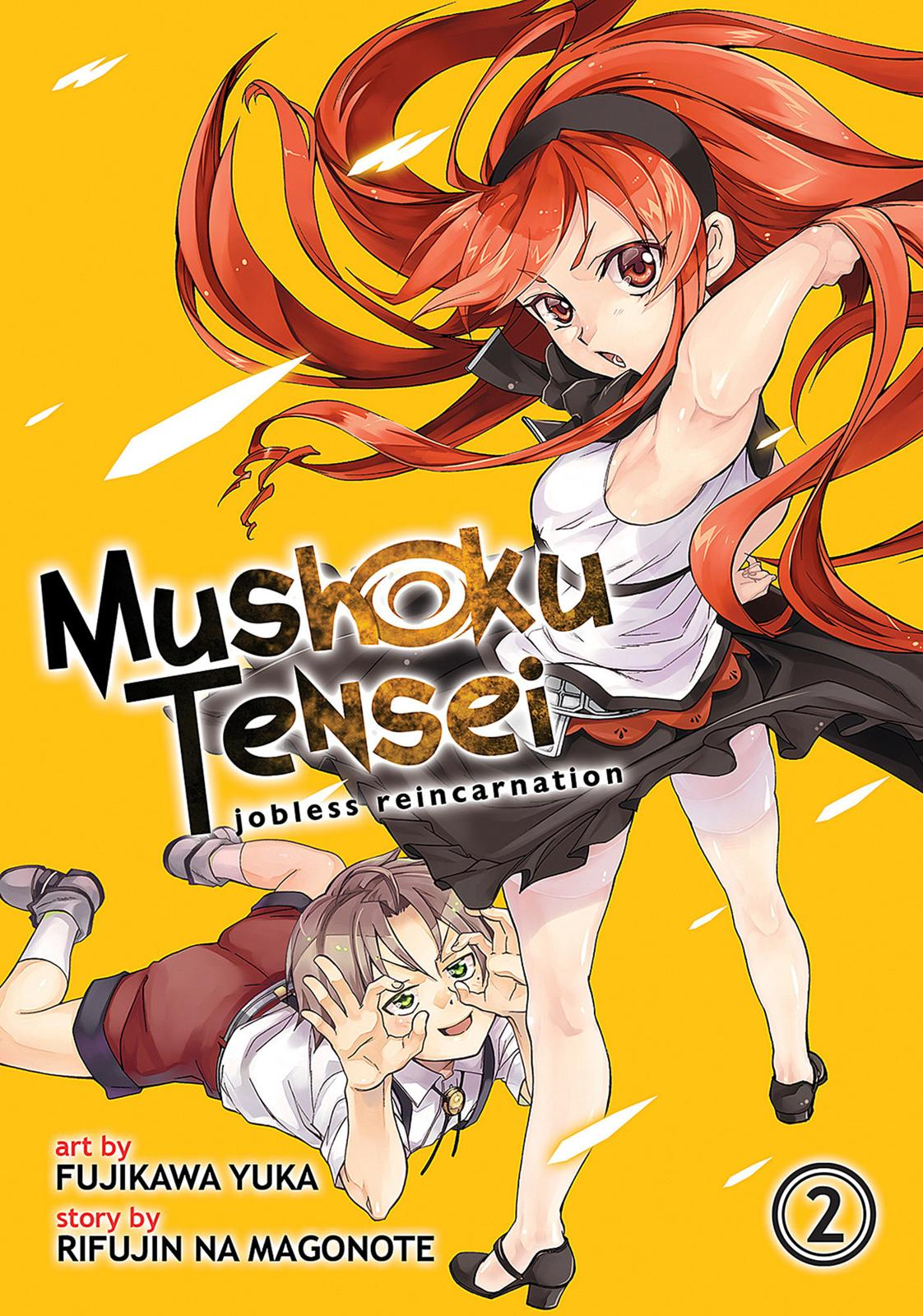 Mushoku Tensei, Chapter 6 image 001