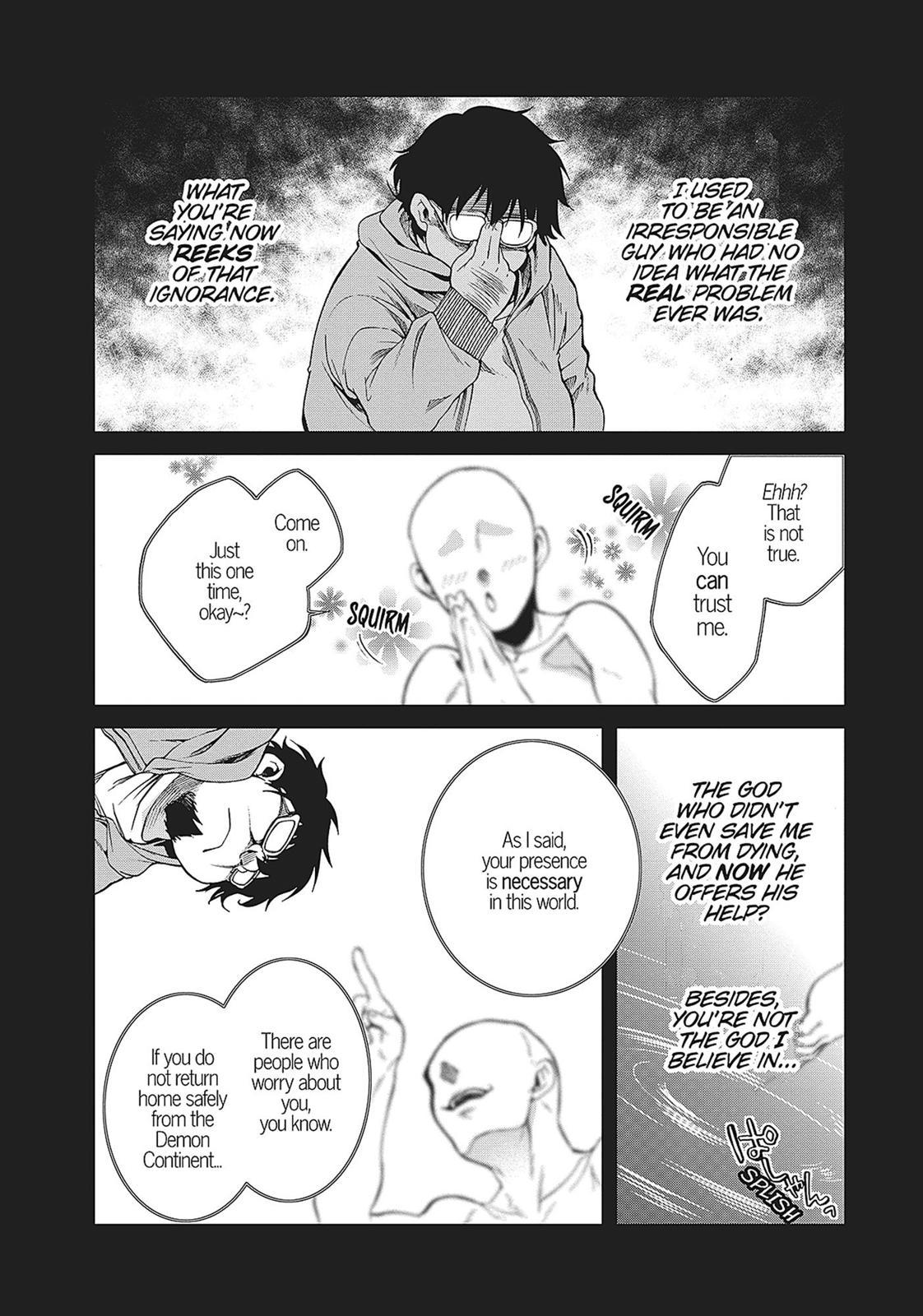 Mushoku Tensei, Chapter 18 image 016