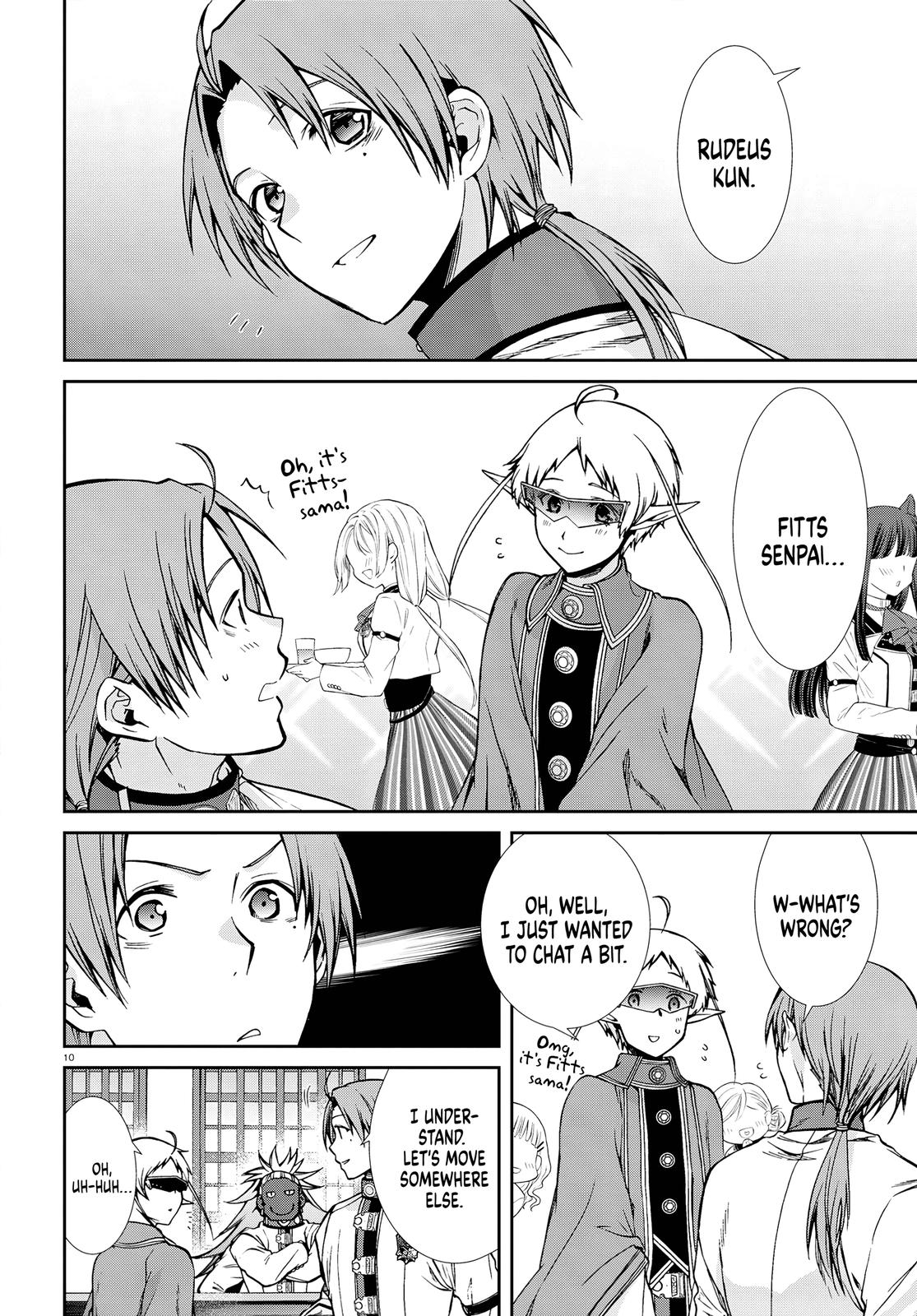 Mushoku Tensei, Chapter 73 image 014
