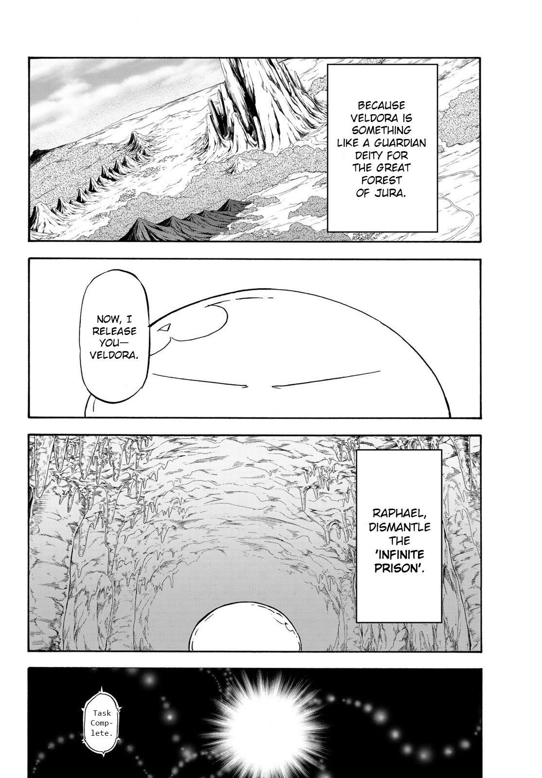 Tensei shitara Slime Datta Ken, Chapter 71 image 014