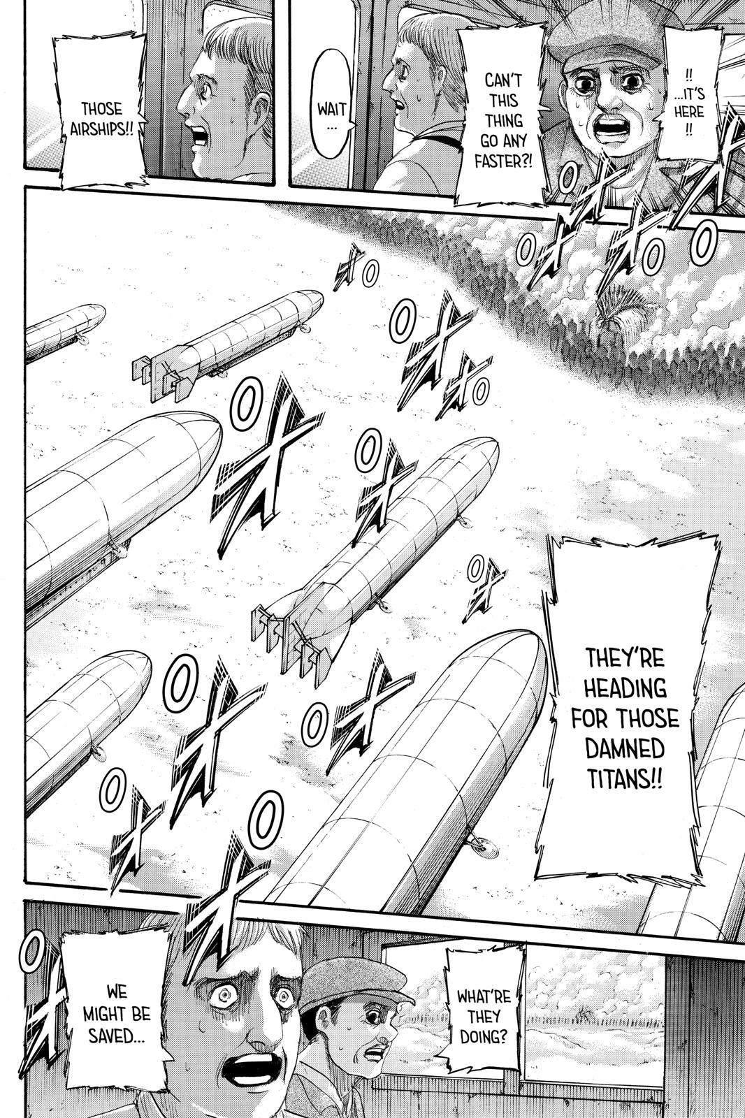 Attack On Titan, Episode 133 image 043