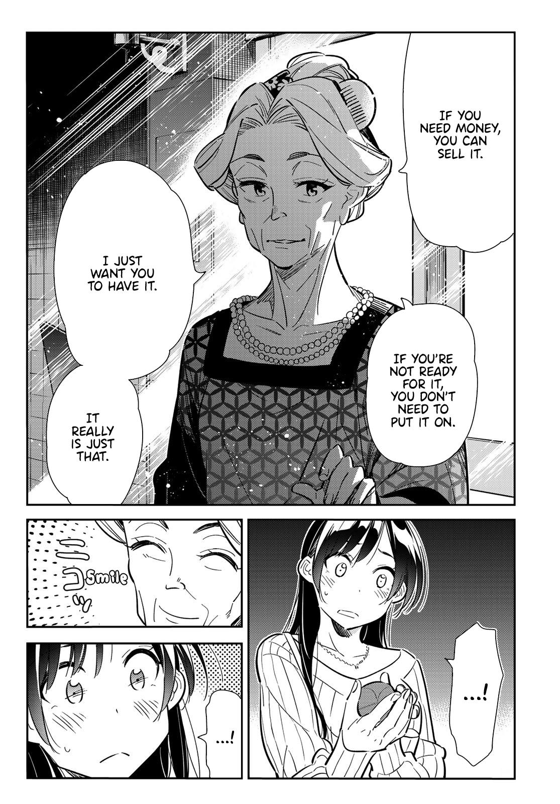 Kanojo Okarishimasu, Chapter 91 image 016