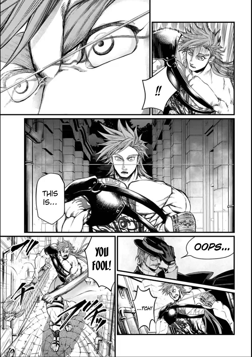 Shuumatsu no Valkyrie, Chapter 21 image 021