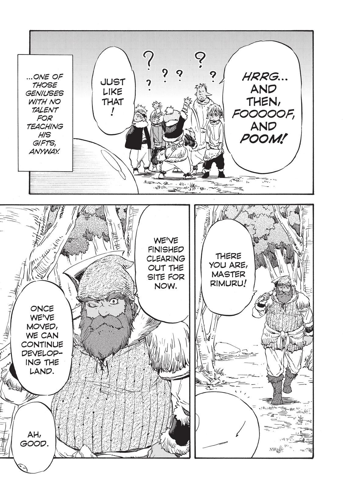 Tensei shitara Slime Datta Ken, Chapter 8 image 005
