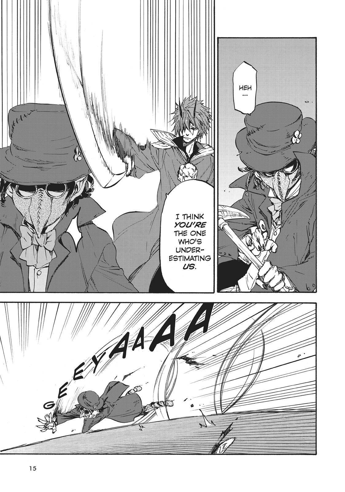 Tensei shitara Slime Datta Ken, Chapter 23 image 015