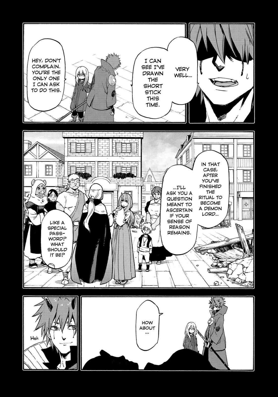 Tensei shitara Slime Datta Ken, Chapter 64 image 009