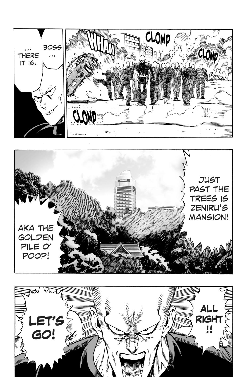 One-Punch Man, Chapter 12 image 020