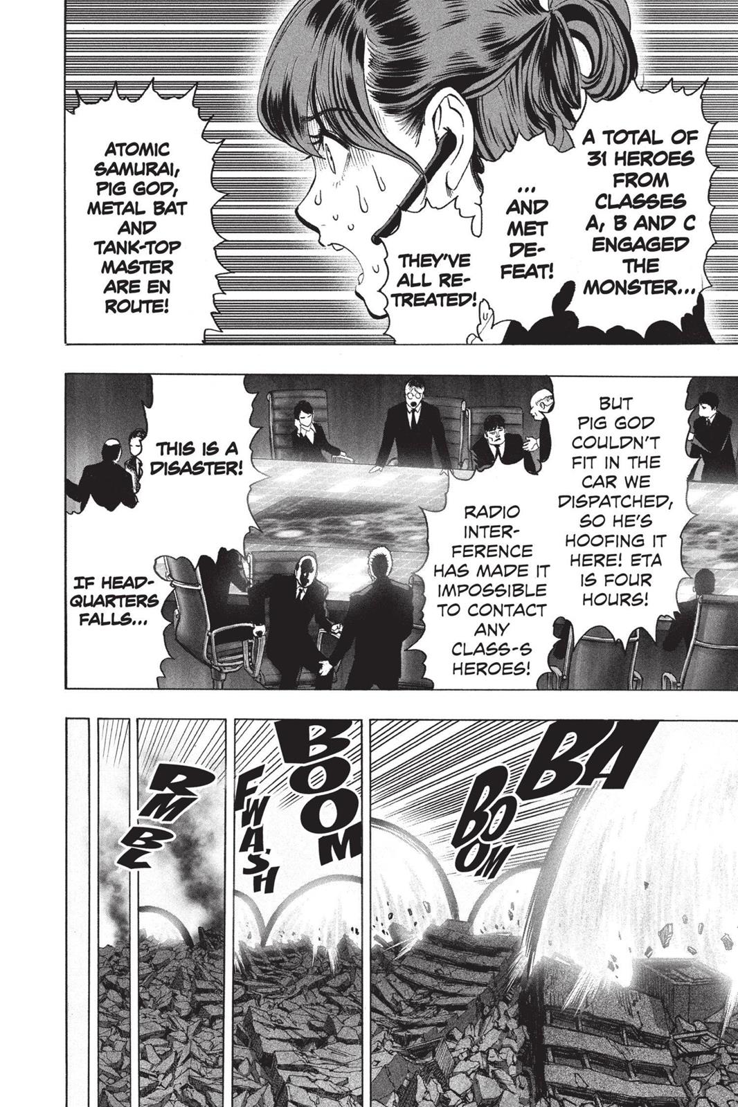 One-Punch Man, Chapter 80.5 image 021