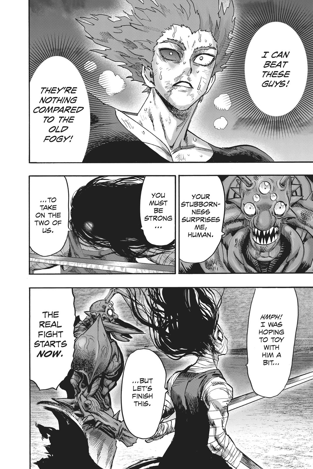 One-Punch Man, Chapter 89 image 050