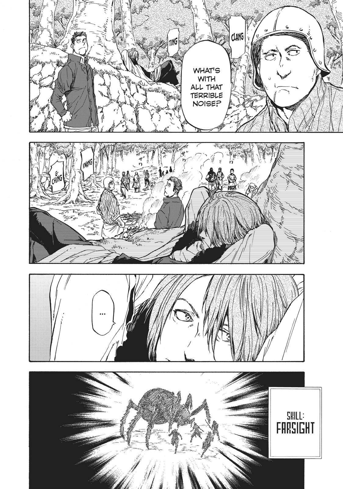 Tensei shitara Slime Datta Ken, Chapter 34 image 012