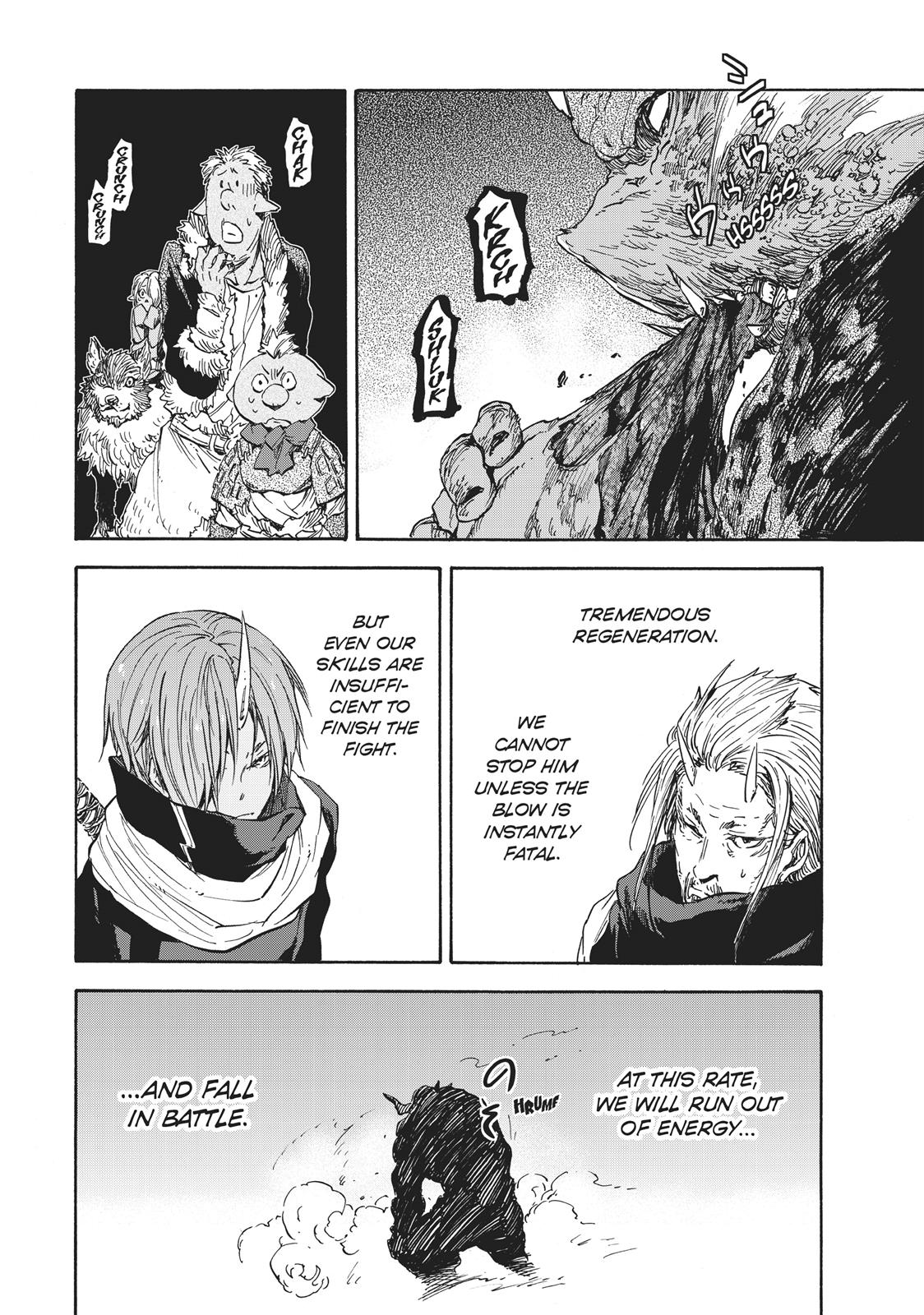 Tensei shitara Slime Datta Ken, Chapter 24 image 017