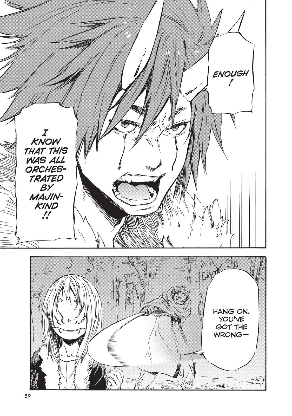 Tensei shitara Slime Datta Ken, Chapter 13 image 021