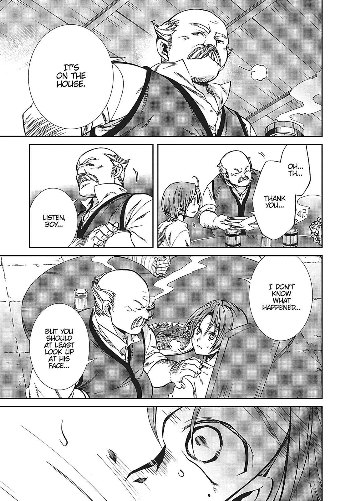 Mushoku Tensei, Chapter 36 image 012