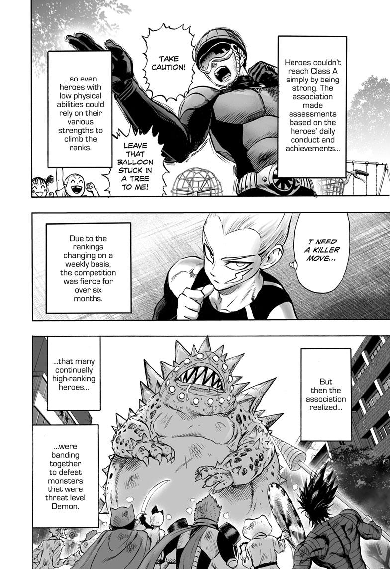 One-Punch Man, Chapter 120 image 015