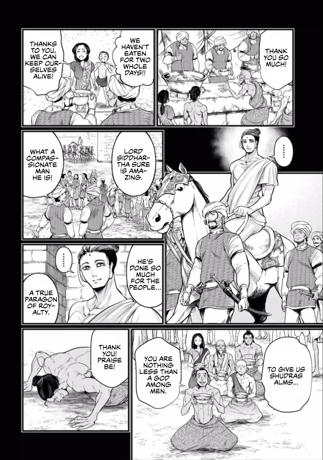Shuumatsu no Valkyrie, Chapter 47 image 021