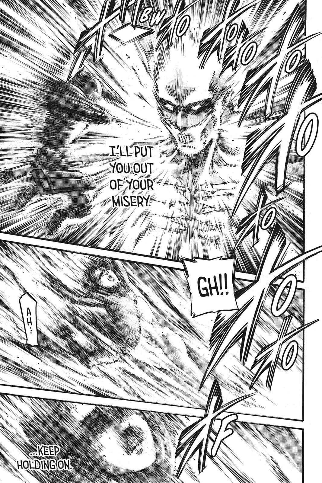 Attack On Titan, Episode 82 image 028
