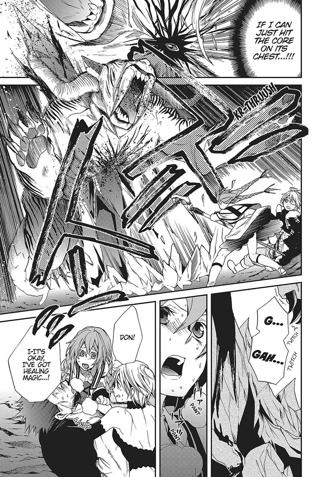Mushoku Tensei, Chapter 13 image 019
