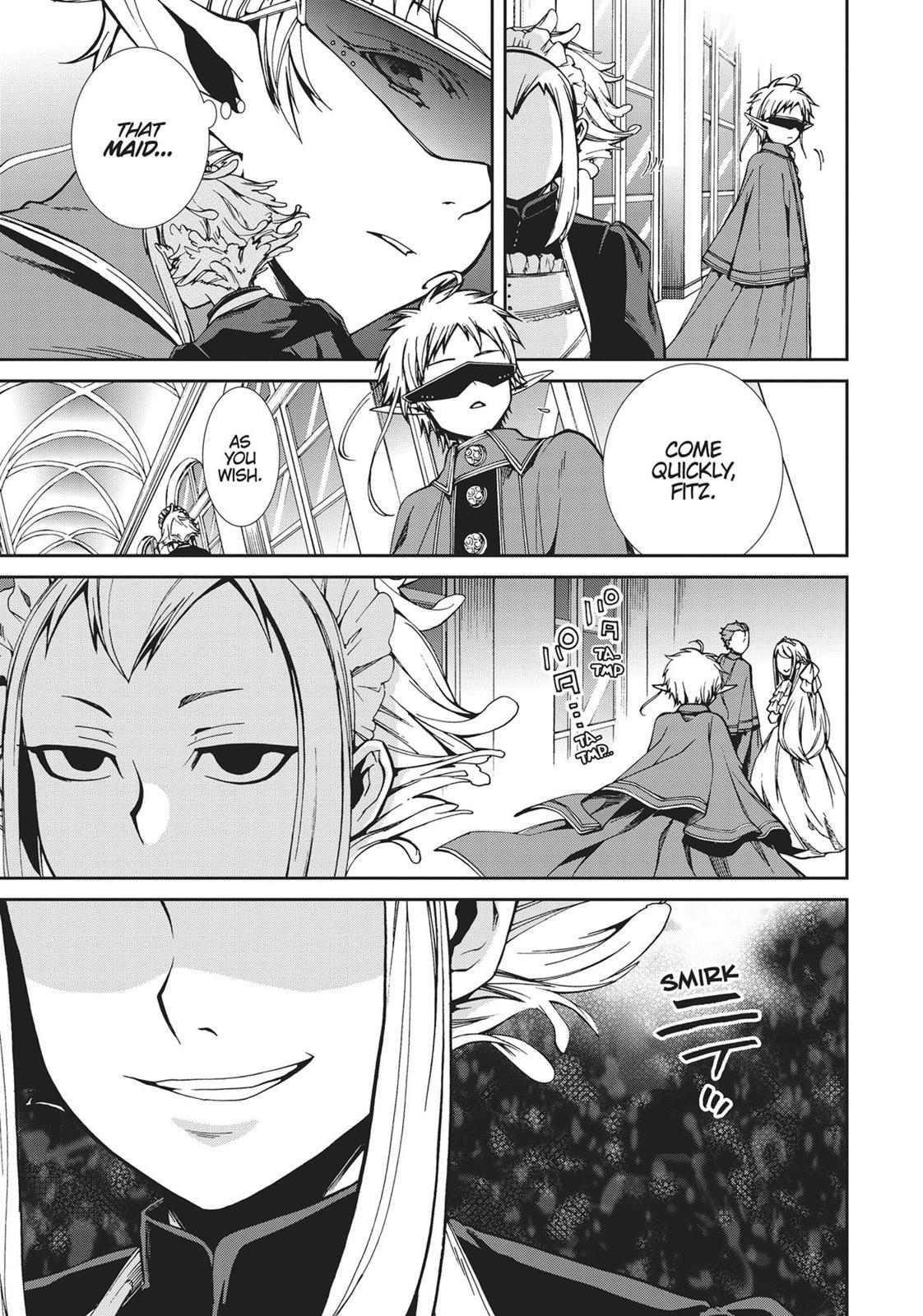 Mushoku Tensei, Chapter 40 image 003