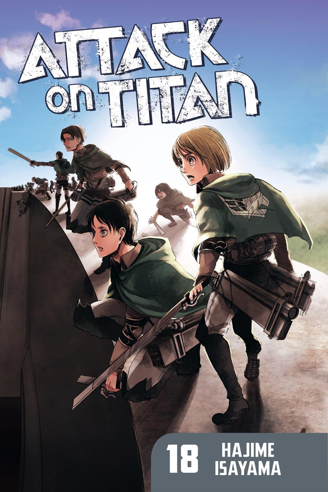 Attack On Titan, Episode 71 image 001