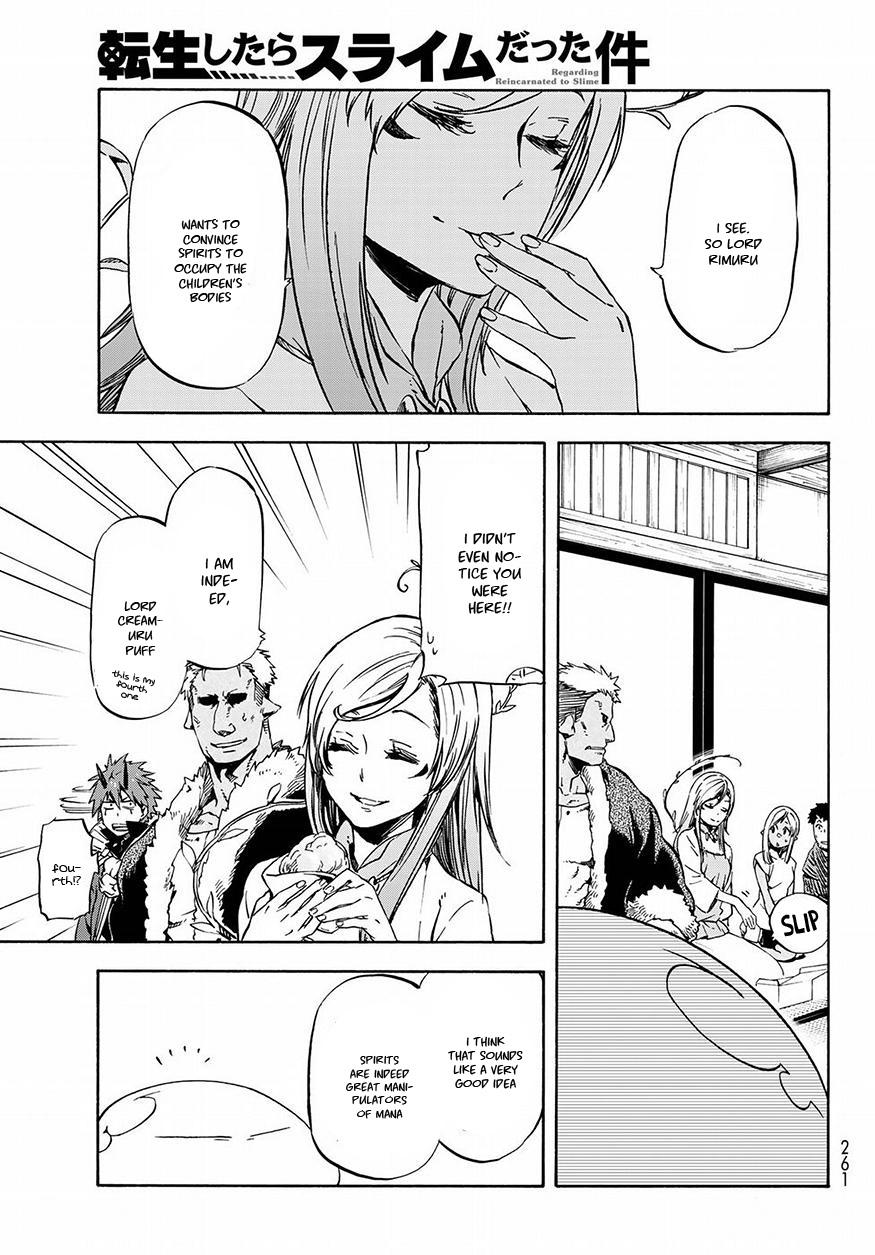 Tensei shitara Slime Datta Ken, Chapter 48 image 010