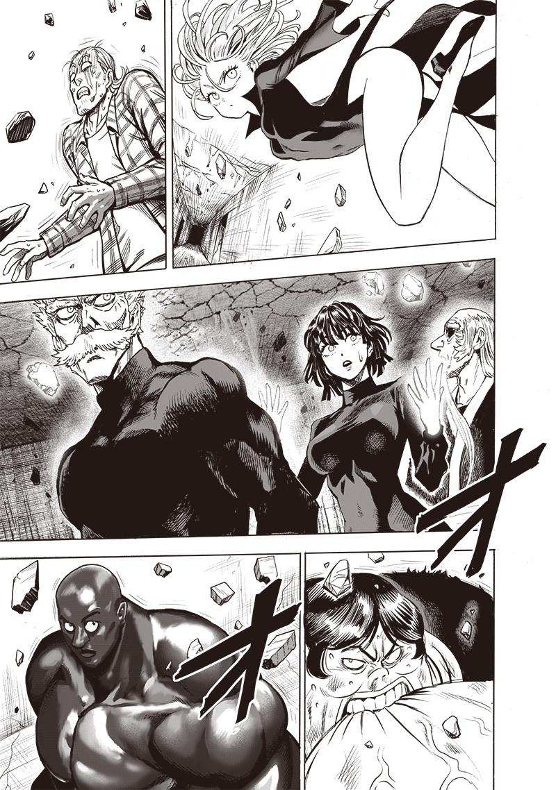 One-Punch Man, Redraw 111.5 image 034