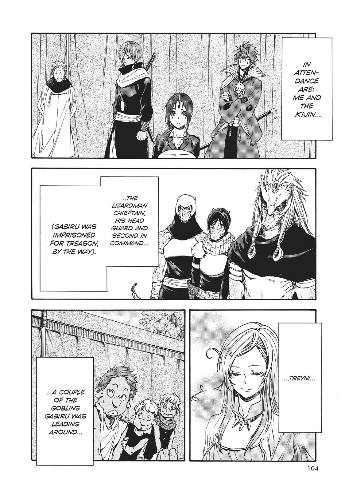 Tensei shitara Slime Datta Ken, Chapter 26 image 004