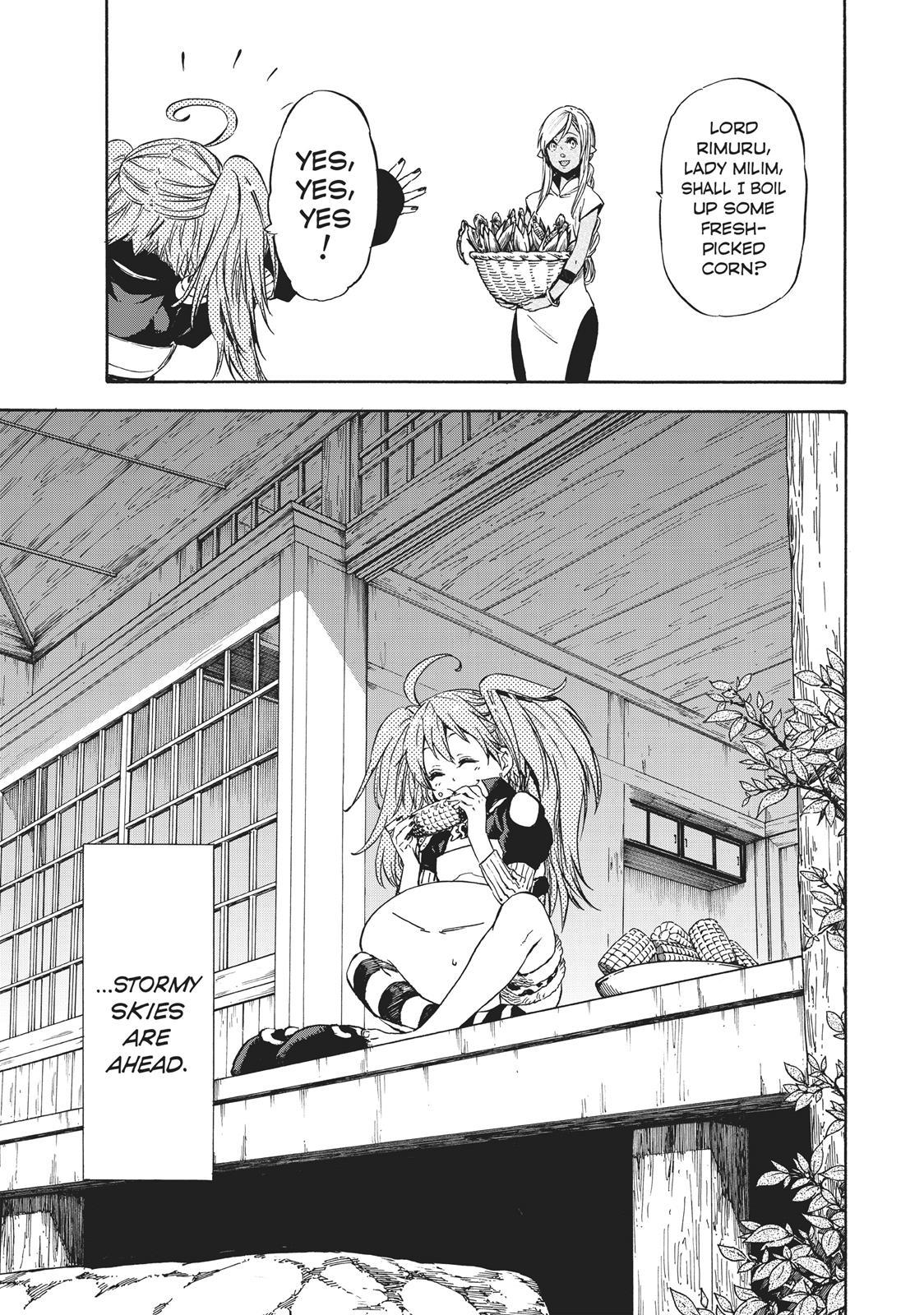 Tensei shitara Slime Datta Ken, Chapter 31 image 030