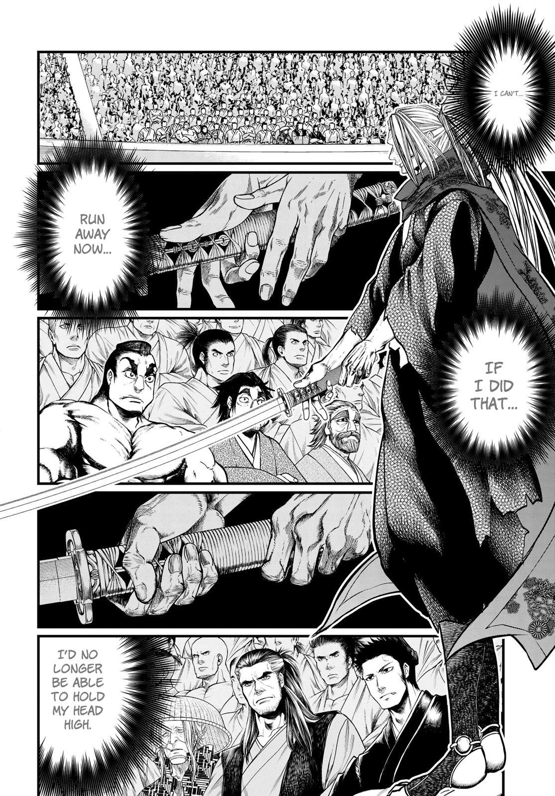 Shuumatsu no Valkyrie, Chapter 17 image 005