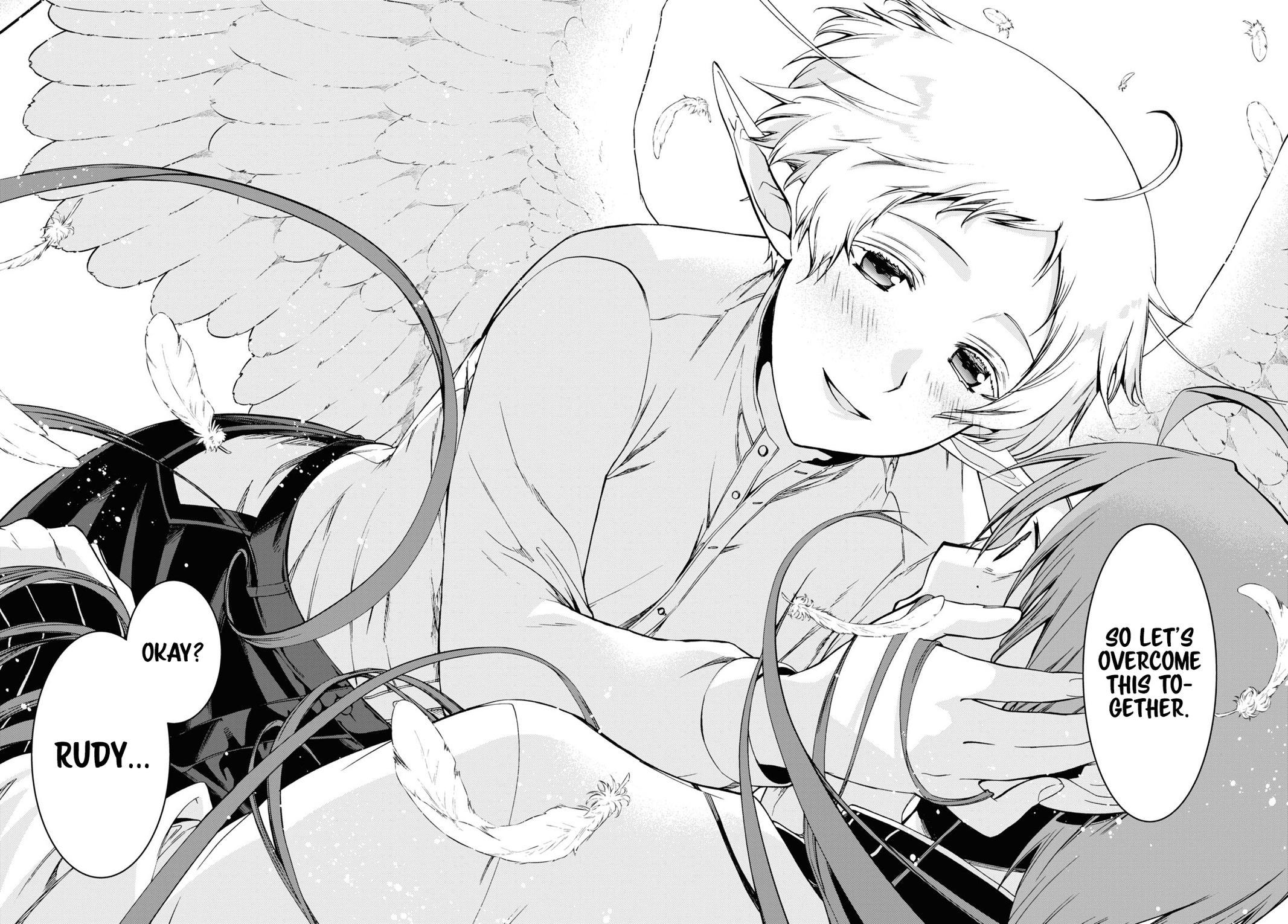 Mushoku Tensei, Chapter 76 image 23