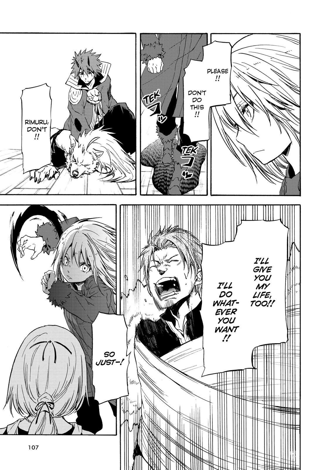Tensei shitara Slime Datta Ken, Chapter 61 image 021
