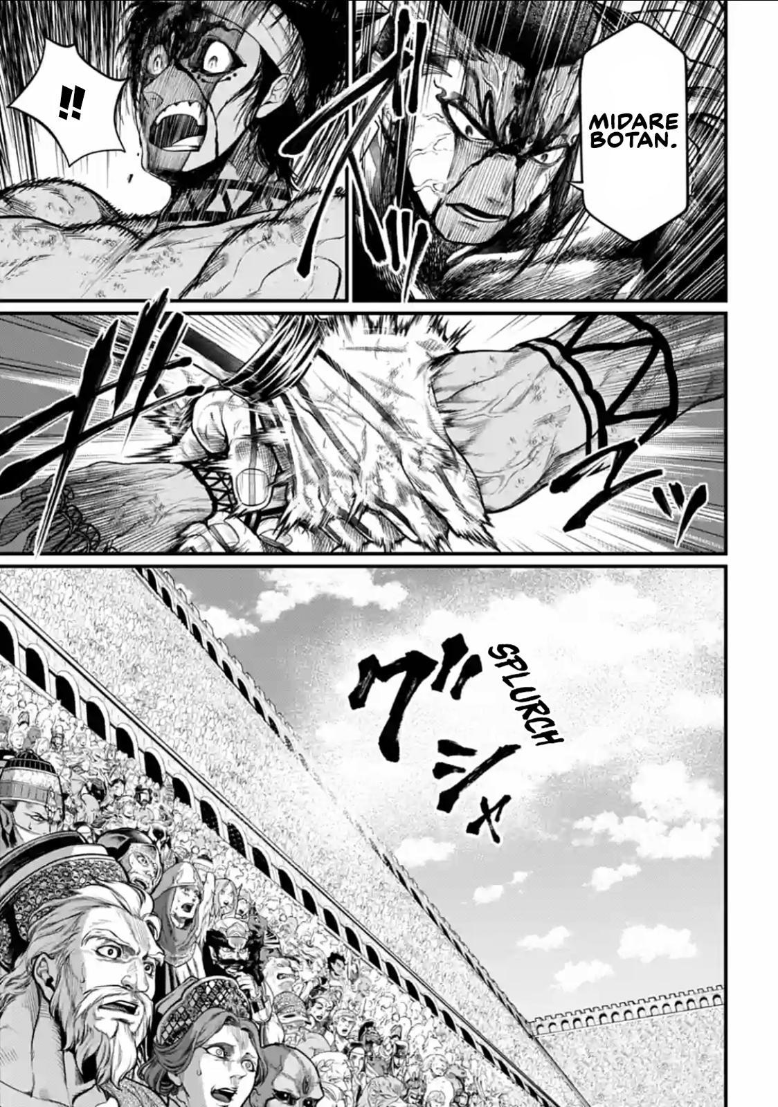 Shuumatsu no Valkyrie, Chapter 35 image 033
