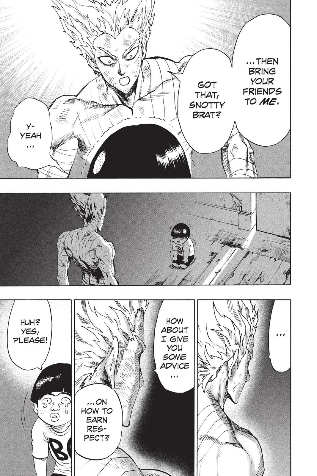 One-Punch Man, Chapter 80 image 024