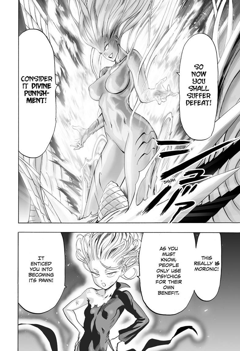 One-Punch Man, Chapter 130 image 020