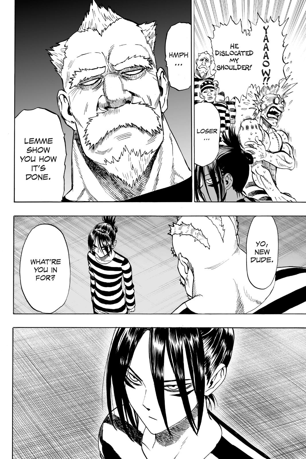 One-Punch Man, Chapter 24.5 image 008