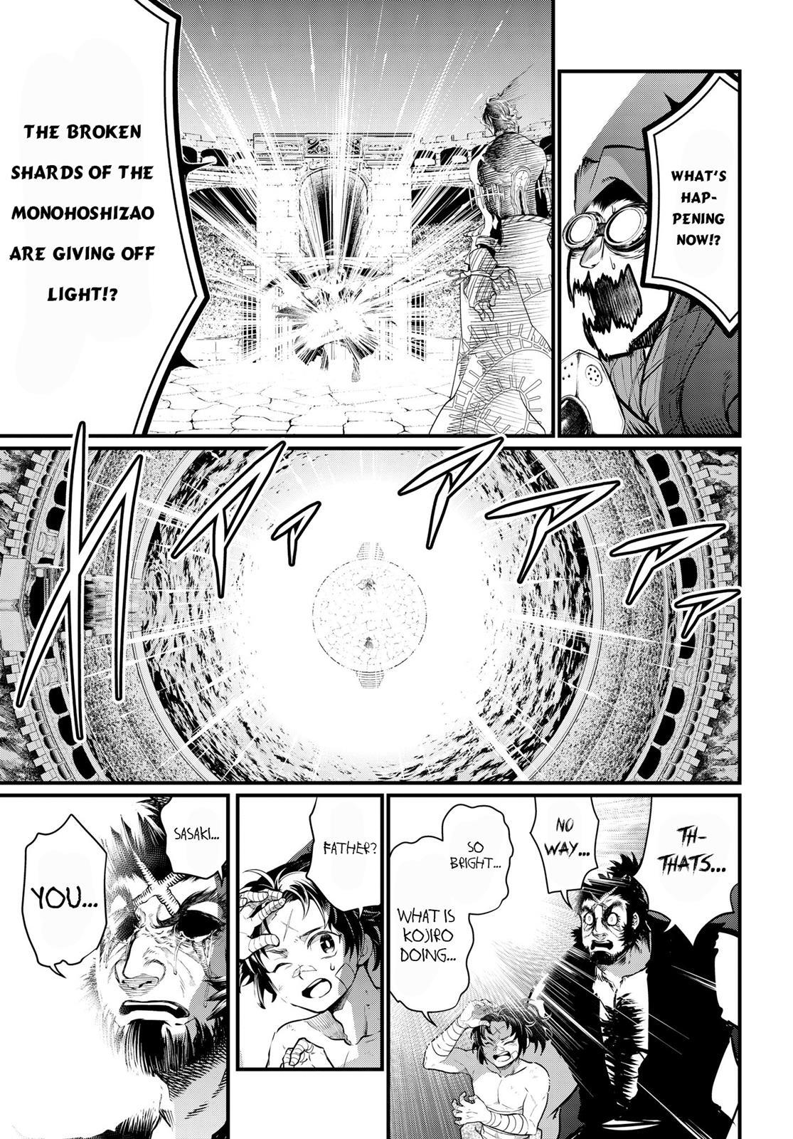 Shuumatsu no Valkyrie, Chapter 18 image 054